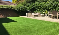 Artificial Grass Decking 2018