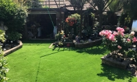 Artificial Grass Garden 2018