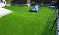 Roof Terrace Artificial Grass 2018