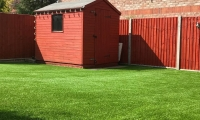 Savanna Artificial Grass Wymondham 2018